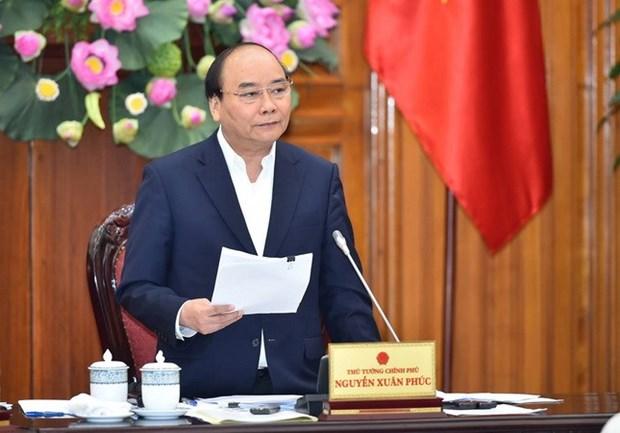 Primer ministro de Vietnam ordena suspender proyecto de aceria Ca Na hinh anh 1