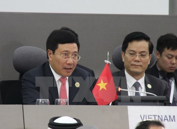 Vietnam y China con interes comun en proteccion de paz para desarrollo nacional hinh anh 1