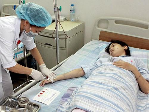 En Vietnam unas 30 mil personas padecen hemofilia hinh anh 1