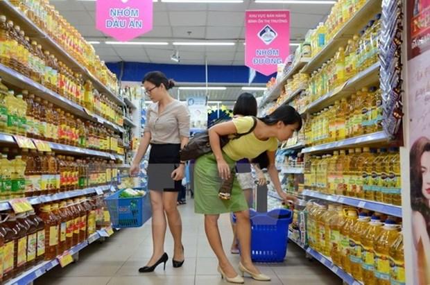 Mercado minorista vietnamita, tierra fertil para inversores extranjeros hinh anh 1