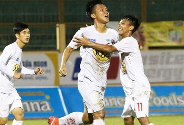 Hoang Anh Gia Lai de Vietnam derrota a China Taipei en campeonato sub-19 de futbol hinh anh 1