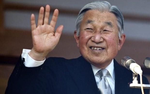 Emperador de Japon ofrece fiesta del te por exito de visita a Vietnam hinh anh 1