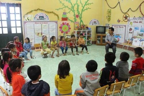 Thanh Hoa invierte mas de 13 millones de dolares en modernizacion de escuelas hinh anh 1