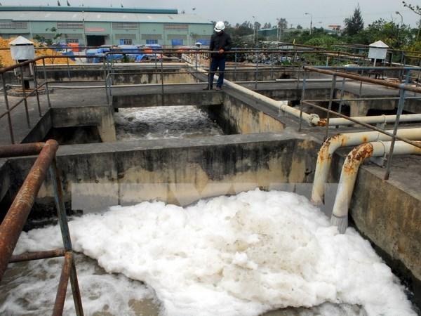 Aceleran proyecto de mejoramiento del entorno hidrico en provincia vietnamita hinh anh 1