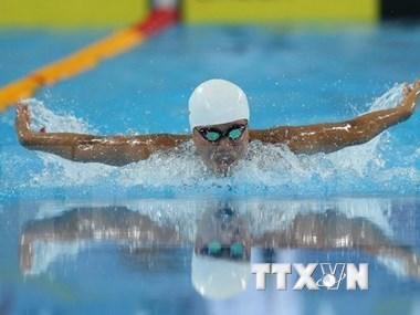 Nadadora vietnamita establece nueva plusmarca en campeonato asiatico hinh anh 1