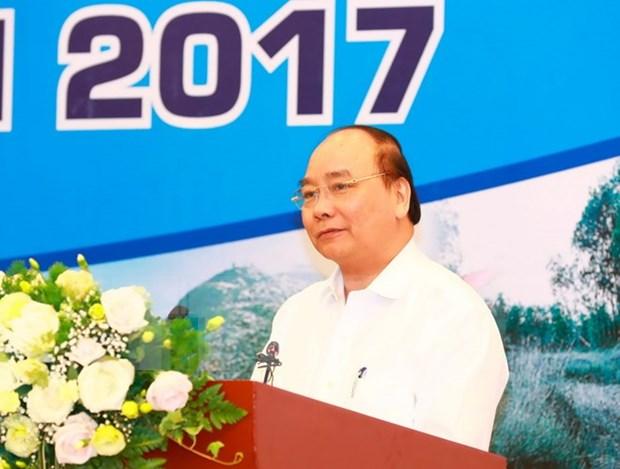 Vietnam engloba lucha contra desastres en plan de desarrollo socioeconomico hinh anh 1