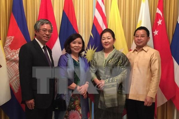 Fortalecen relacion amistosa Vietnam - Laos hinh anh 1