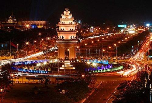 Camboya registra bajo nivel de deuda publica hinh anh 1