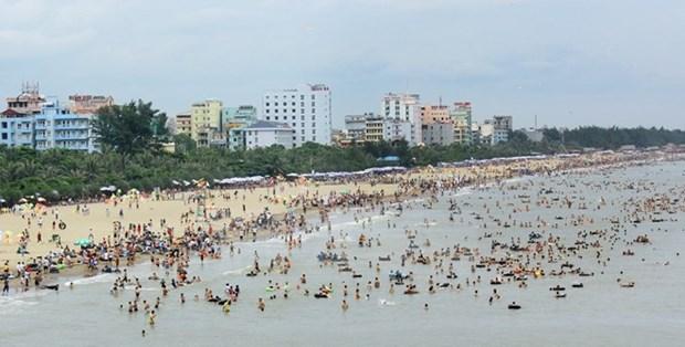 Reconocen a Sam Son como ciudad de provincia vietnamita de Thanh Hoa hinh anh 1