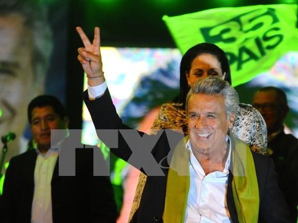 Felicita PCV al movimiento Alianza Pais de Ecuador por su triunfo en elecciones hinh anh 1