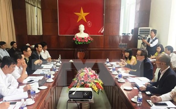 Grupo electronico japones busca oportunidad de inversion en urbe vietnamita hinh anh 1