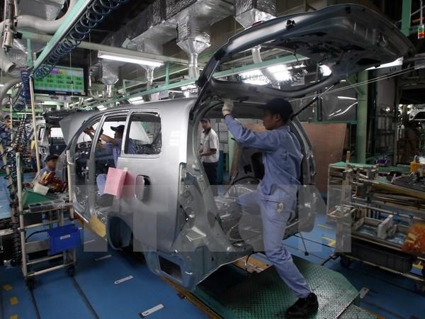 Crece 52 por ciento venta de automoviles en Vietnam en marzo hinh anh 1