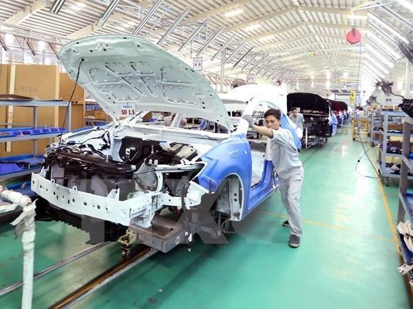 Empresa Thaco proyecta aumentar su cuota en mercado vietnamita de autos hinh anh 1