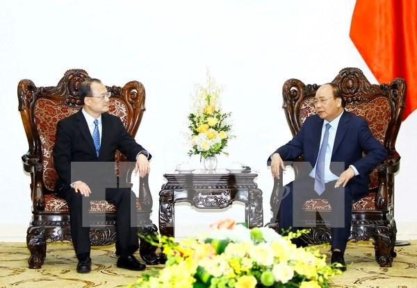 Vietnam aspira a elevar a ocho mil millones de dolares el comercio con Hong Kong hinh anh 1