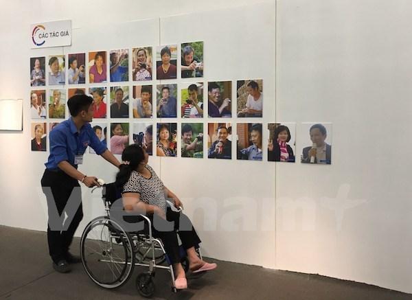 Provincia vietnamita presta atencion a personas con discapacidades hinh anh 1