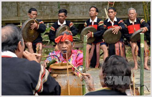 Presidente exhorta a promover preservacion de valores culturales de grupos etnicos hinh anh 1