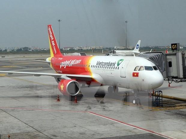 Vietjet Air preve ingresos de mil 800 millones de dolares en 2017 hinh anh 1
