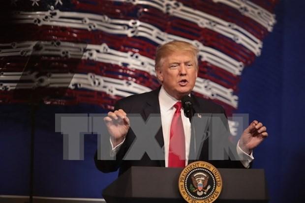 Donald Trump asistira a Cumbre de APEC en Vietnam hinh anh 1