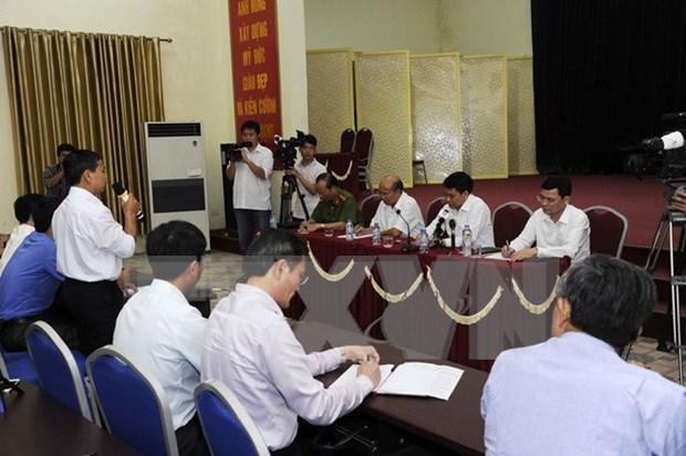 Hanoi realizara inspeccion rigurosa sobre el uso de terreno en My Duc hinh anh 1