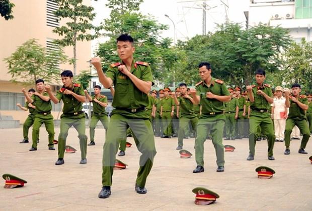 Intensifican cooperacion Vietnam - Laos en lucha contra crimenes hinh anh 1