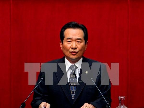 Vietnam y Sudcorea continuen fortaleciendo asociacion estrategica hinh anh 1