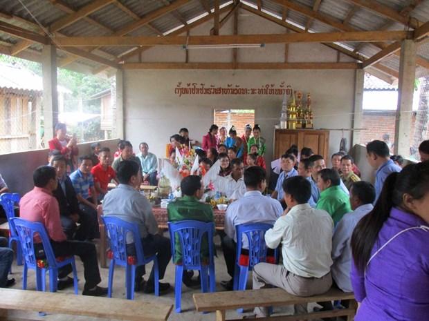 Localidades de Vietnam y Laos impulsan cooperacion hinh anh 1