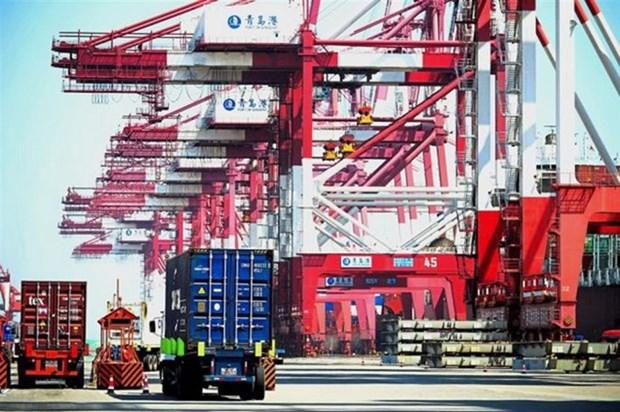 Exportacion, locomotora de economia vietnamita hinh anh 1