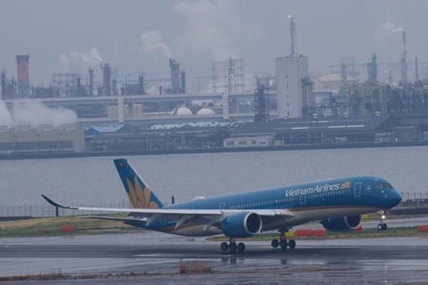 Abren nuevas rutas aereas que conectan a Vietnam con destinos internacionales hinh anh 1