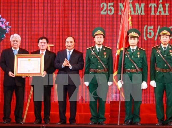 Premier vietnamita: Tra Vinh se convertira en ejemplo de respuesta a cambio climatico hinh anh 1