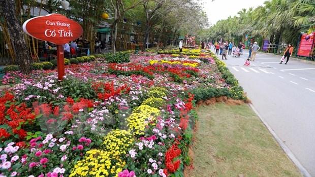 Ciudad Ho Chi Minh establecera varias calles turisticas hinh anh 1