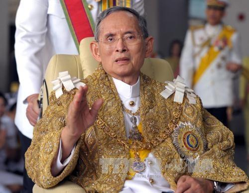 Tailandia: cremacion del difunto rey Bhumibol se efectuara en octubre hinh anh 1