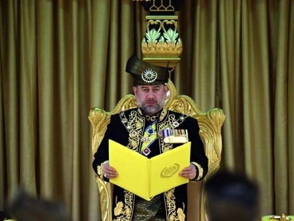 Vietnam felicita al decimo quinto rey de Malasia hinh anh 1