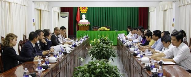 Asistencia hungara a Vietnam en construccion de Hospital de Oncologia hinh anh 1