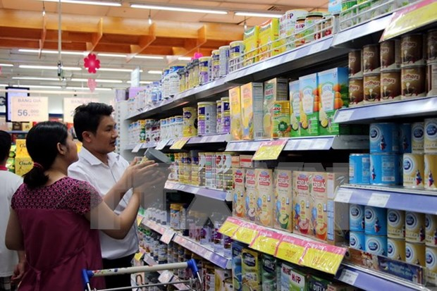 Vietnam registra crecimiento de bienes de consumo de alta rotacion hinh anh 1