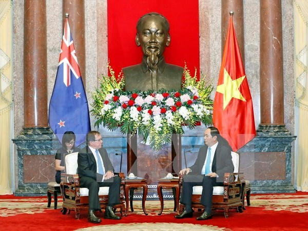 Vietnam y Nueva Zelanda robustecen cooperacion en formacion de personal hinh anh 1