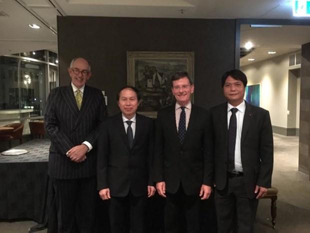 Vietnam y Nueva Zelanda por impulsar los vinculos en justicia hinh anh 1