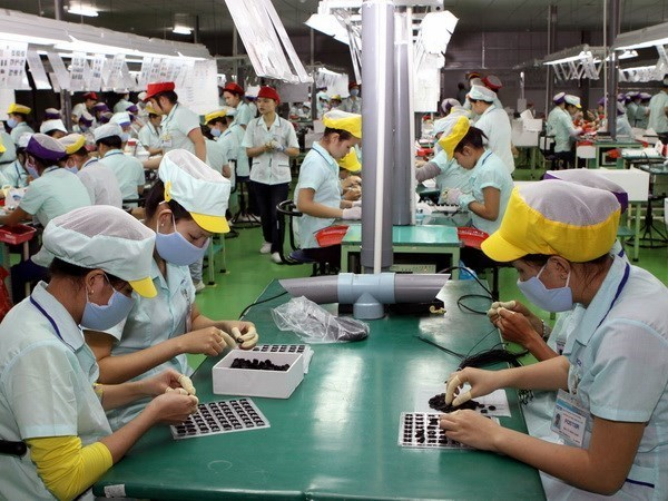 Vietnam atrae casi 11 mil millones de dolares de inversion extranjera directa hinh anh 1