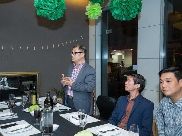 Presentan Club de empresarios jovenes vietnamitas en Australia hinh anh 1