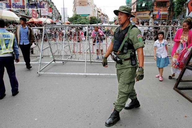 Camboya suspende acuerdo de repatriacion con Estados Unidos hinh anh 1