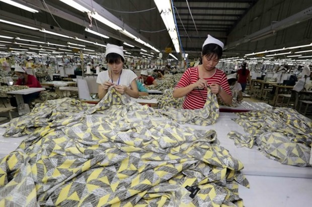 Vietnam asciende 30 escalones en indice de globalizacion mundial hinh anh 1