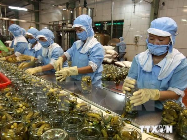 Registran aumento de exportaciones agroforestales de Vietnam hinh anh 1