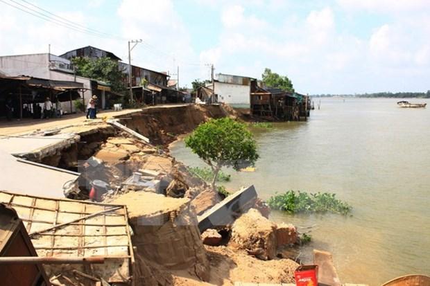 Vietnam acelera construccion de viviendas resilientes en Delta del Mekong hinh anh 1