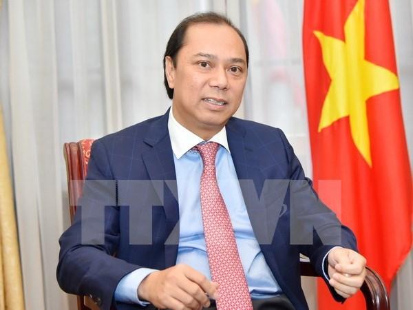 Comunidad de ASEAN: Un ano exitoso con contribuciones de Vietnam hinh anh 1