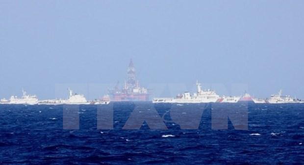 ASEAN necesita intensificar solidaridad en asuntos del Mar del Este hinh anh 1