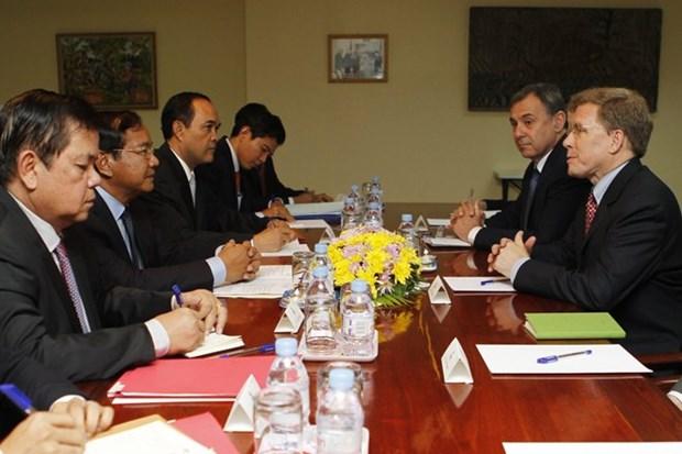 Camboya pide renegociacion del acuerdo de deportacion con EE.UU. hinh anh 1