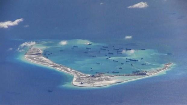 EE.UU busca mas socios para afianzar libertad de navegacion maritima en Mar del Este hinh anh 1