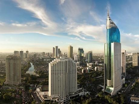 Indonesia registra ligero crecimiento de IED en el primer trimestre hinh anh 1