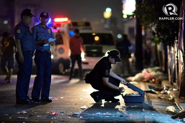Filipinas: Explosion en Manila deja 11 heridos hinh anh 1