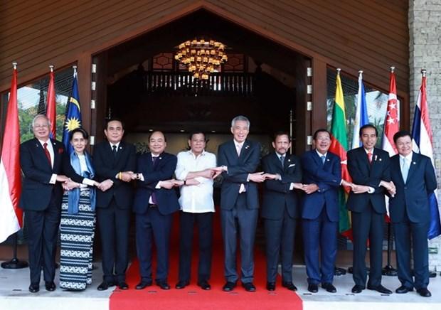 Vietnam exhorta a aumentar cooperacion comercial en ASEAN hinh anh 1