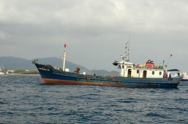 Vietnam y Tailandia acuerdan aumentar cooperacion en asuntos maritimos hinh anh 1